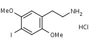 2_5-Dimethoxy-4-iodophenethylamine_HCl - Product number:110223
