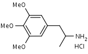 3_4_5-Trimethoxyamphetamine_HCl - Product number:110356