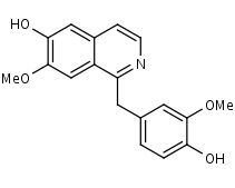 4__6-Di-O-desmethylpapaverine - Product number:120076