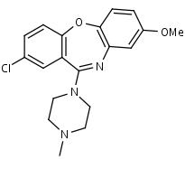 8-Methoxyloxapine - Product number:120031