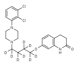 Aripiprazole-d8 - Product number:130283
