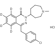 Azelastine-d4_HCl - Product number:130287