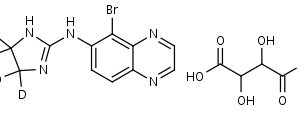 Brimonidine-d4____-Tartrate - Product number:130106