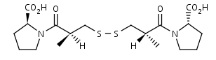 Captopril_Disulfide - Product number:120294