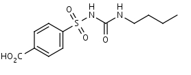 Carboxytolbutamide - Product number:120297