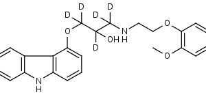 Carvedilol-d5 - Product number:130298