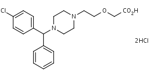 Cetirizine_Dihydrochloride - Product number:110299