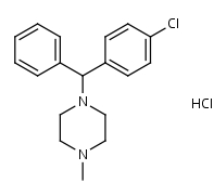 Chlorcyclizine_HCl - Product number:110300