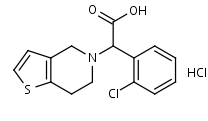 Clopidogrel_Acid_HCl - Product number:120110