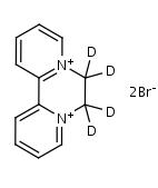 Diquat-d4_Dibromide - Product number:130022