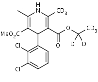 Felodipine-d8 - Product number:130310