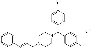 Flunarizine_Dihydrochloride - Product number:110311