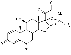 Flunisolide-d6 - Product number:130313