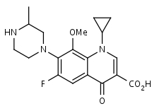 Gatifloxacin - Product number:110123