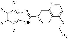 Lansoprazole-d4 - Product number:130132