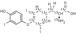 Liothyronine-13C9_15N - Product number:130080
