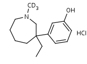 Meptazinol-d3_HCl - Product number:130102