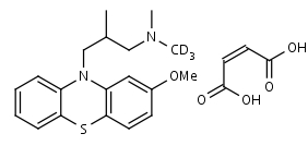 Methotrimeprazine-d3_Maleate - Product number:130330