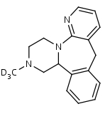 Mirtazapine-d3 - Product number:130140