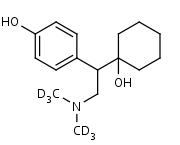 O-Desmethylvenlafaxine-d6 - Product number:140095