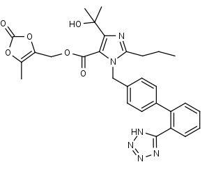 Olmesartan_Medoxomil - Product number:110259