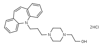 Opipramol_Dihydrochloride - Product number:110339