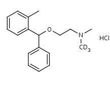Orphenadrine-d3_HCl - Product number:130035