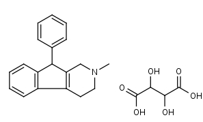 Phenindamine_Hydrogen_Tartrate - Product number:110340