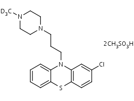 Prochlorperazine-d3_Dimesylate - Product number:130038