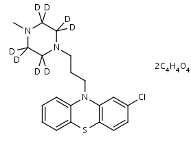 Prochlorperazine-d8_Dimaleate - Product number:130039