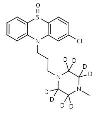 Prochlorperazine_Sulfoxide-d8 - Product number:140037