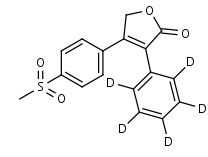Rofecoxib-d5 - Product number:130151