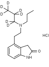 Ropinirole-d7_HCl - Product number:130344