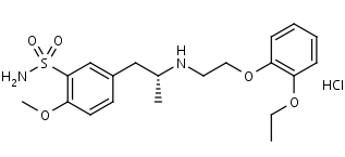 Tamsulosin_HCl - Product number:110187