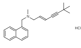 Terbinafine_HCl - Product number:110347