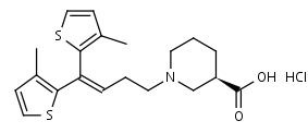 Tiagabine_HCl - Product number:110348