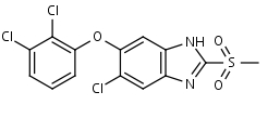 Triclabendazole_Sulfone - Product number:120353