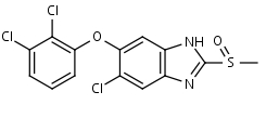 Triclabendazole_Sulfoxide - Product number:120354
