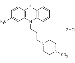 Trifluoperazine-d3_Dihydrochloride - Product number:130003
