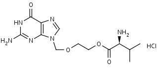 Valacyclovir_HCl - Product number:110358