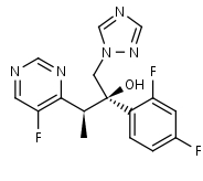 Voriconazole - Product number:110281