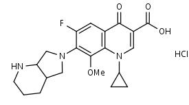 Moxifloxacin HCl-0