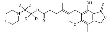 Mycophenolate Mofetil-d4-0