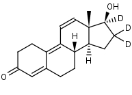 17__-Trenbolone-16_16_17-d3 - Product number:140513