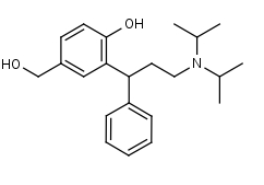 5-Hydroxymethyltolterodine - Product number:120518
