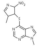 9-Methylazathioprine - Product number:150524