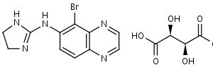 Brimonidine____-Tartrate - Product number:110105