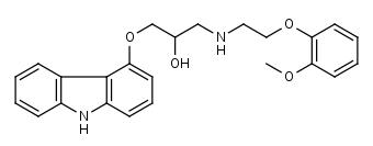 Carvedilol - Product number:110540