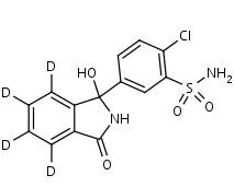 Chlorthalidone-d4 - Product number:130542