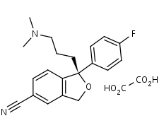 Escitalopram_Oxalate - Product number:110552